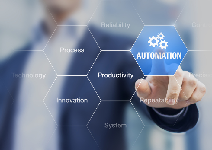 Presentation about automation to improve reliability and productivity